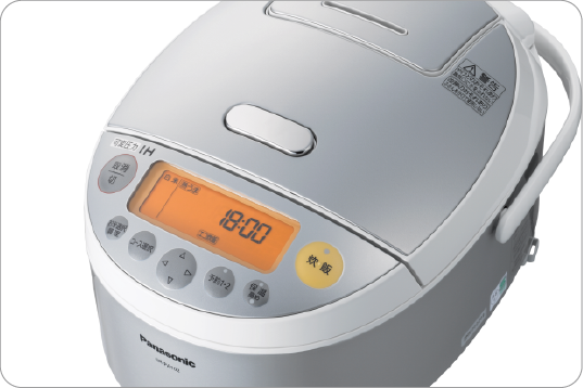 IH-type rice cooker